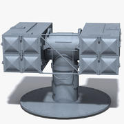 MK29 Launcher 3d model