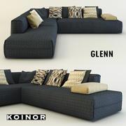Glenn 3d model