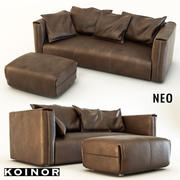 Нео 3d model