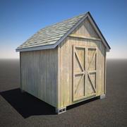 木棚2 3d model