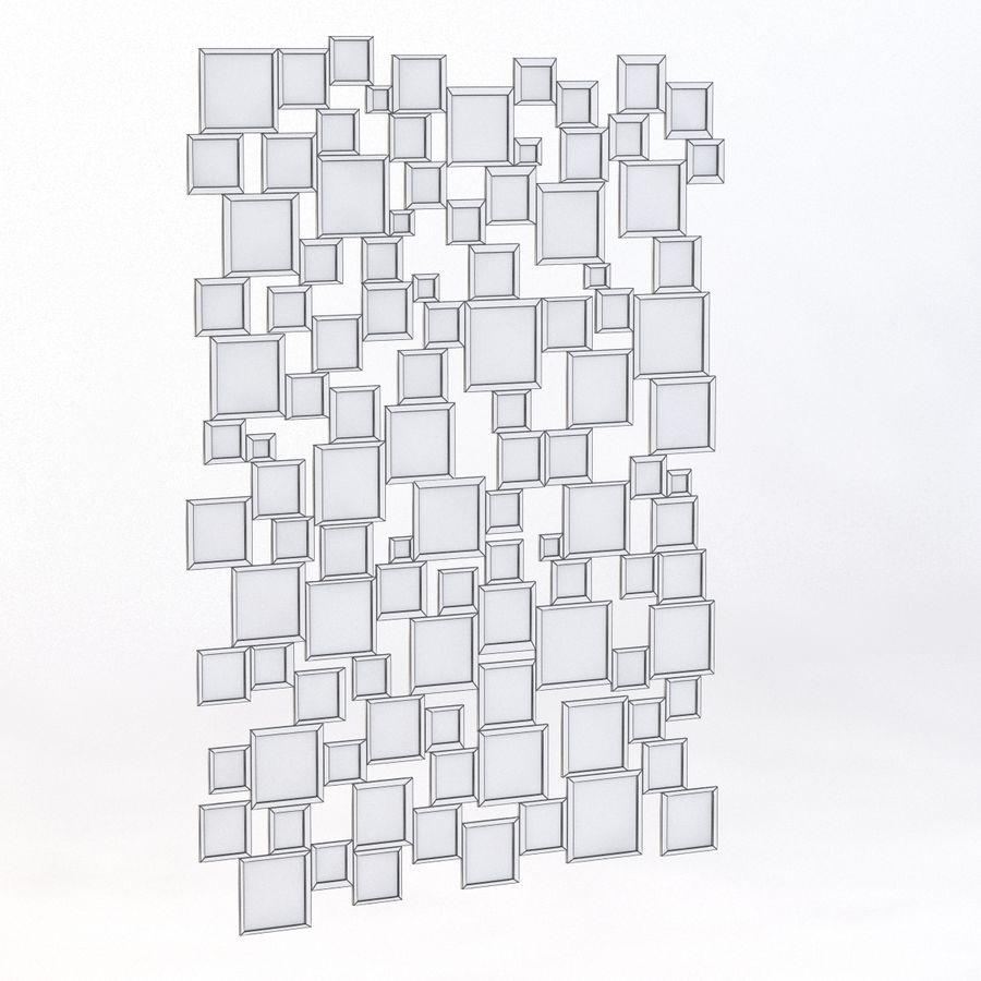 Miroir Isabella par Zgallerie royalty-free 3d model - Preview no. 4