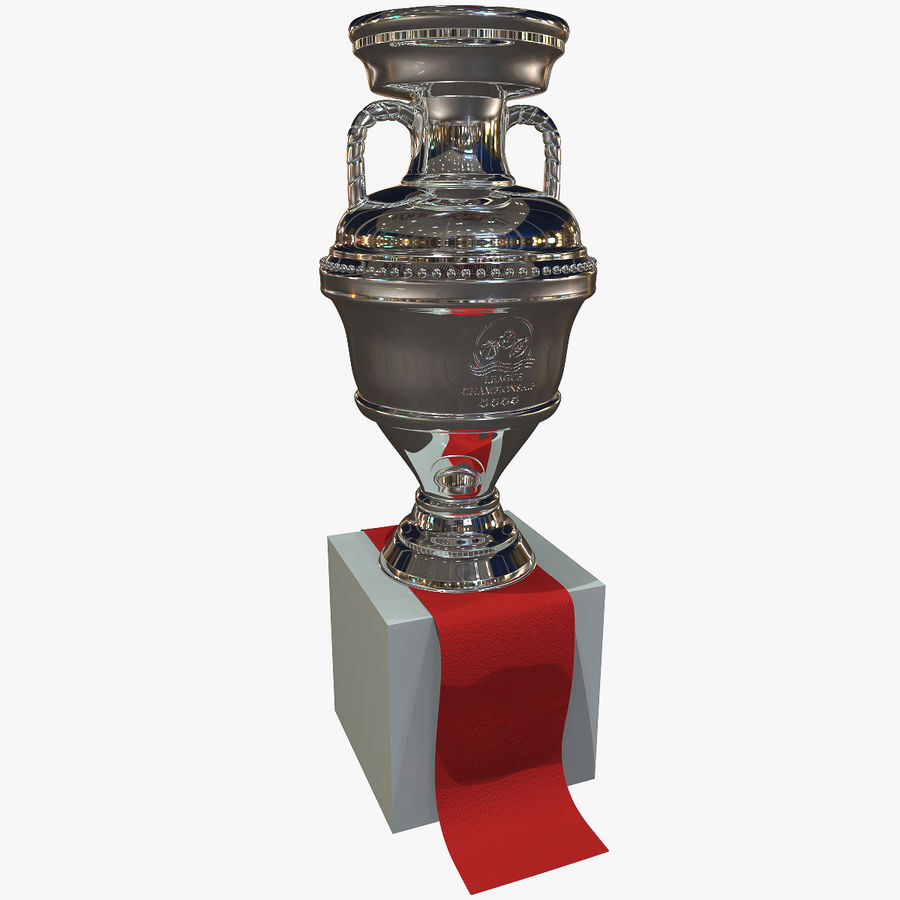 Cup Champion royalty-free 3d model - Preview no. 1