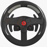 Steering Car 3d model