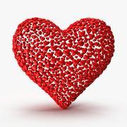 Corazón 3 modelo 3d
