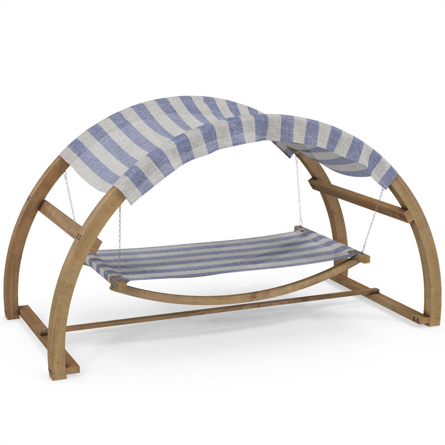 - Outdoor Bed With Canopy 3D Model $39 - .obj .fbx .max - Free3D