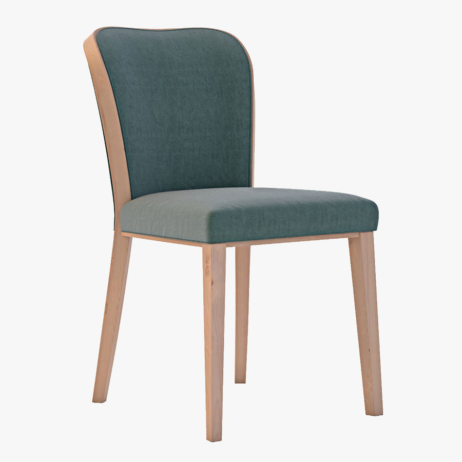 Uffe Tria Side Chair royalty-free 3d model - Preview no. 1