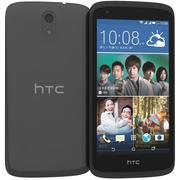 HTC Desire 526 Black 3d model