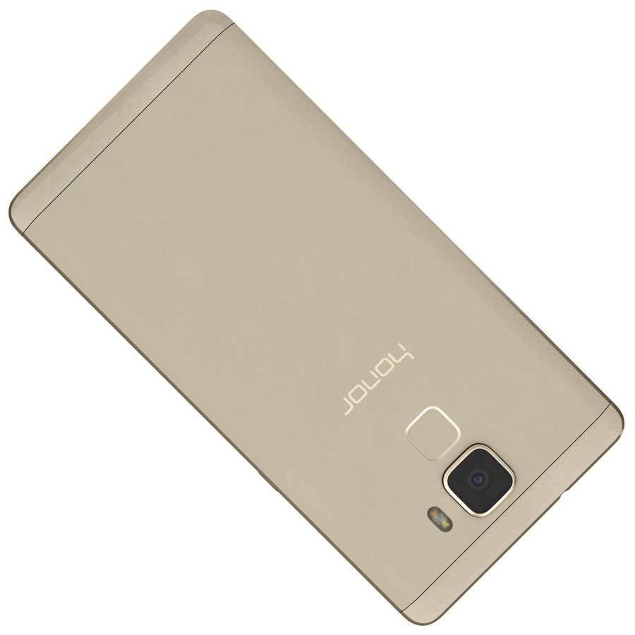 Huawei Honor 7 Gold royalty-free 3d model - Preview no. 21
