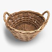 Basket 01 3d model