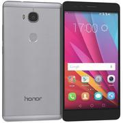 Huawei Honor 5X Cinza 3d model