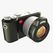 라이카 XU 카메라 DSLR 3d model