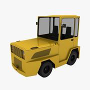 Tractor de equipaje Rofan Z65 modelo 3d
