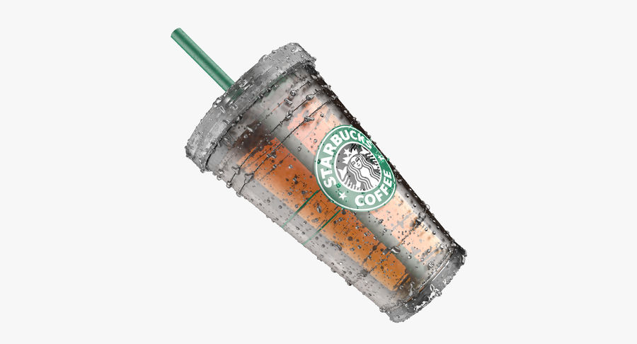 Starbucks royalty-free 3d model - Preview no. 2