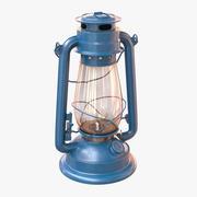 Lampe à kérosine à gaz 3d model