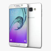 Samsung Galaxy A7 2016 Vit 3d model
