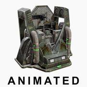 Craft Machine. Gereedschap 3d model