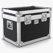 Flight Case 1 Closed 3d model