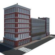 Blok 3d model