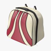 Bowling Bag Closed 3d model