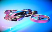 \\ T // Süpersonik Heli 3d model