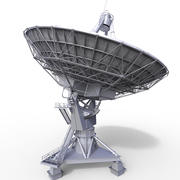 Very Large Array - VLA 3d model