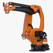 Kuka Robot KR-40 PA 3D Model 3d model