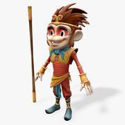 Król Małp 3d model