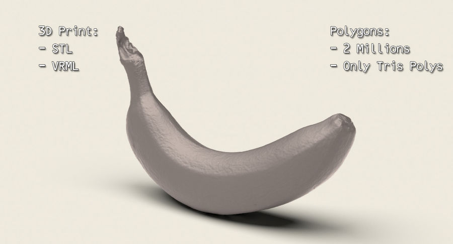 Fruits Collection 01 royalty-free 3d model - Preview no. 47