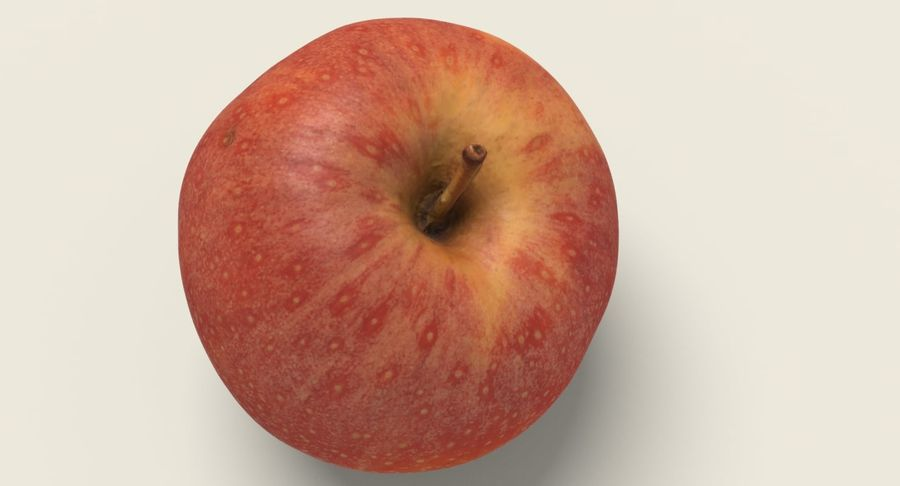 Fruits Collection 01 royalty-free 3d model - Preview no. 11