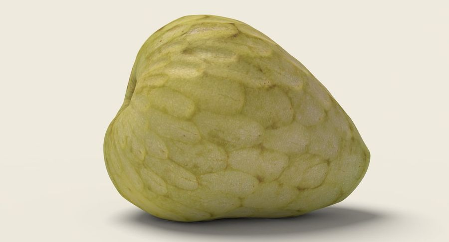 Fruits Collection 01 royalty-free 3d model - Preview no. 138