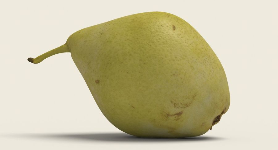 Fruits Collection 01 royalty-free 3d model - Preview no. 125