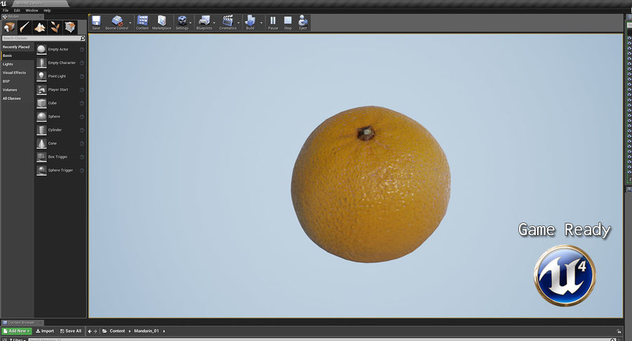 Fruits Collection 01 royalty-free 3d model - Preview no. 88