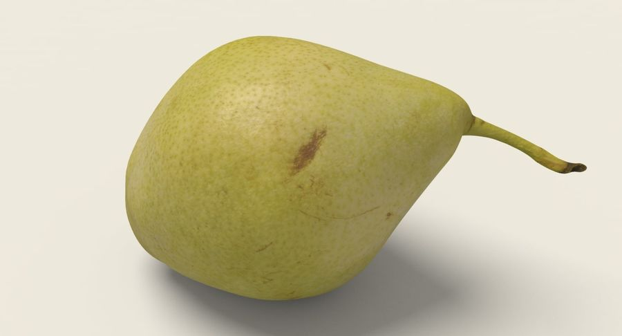 Fruits Collection 01 royalty-free 3d model - Preview no. 124