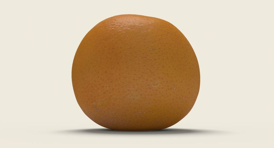 Fruits Collection 01 royalty-free 3d model - Preview no. 80