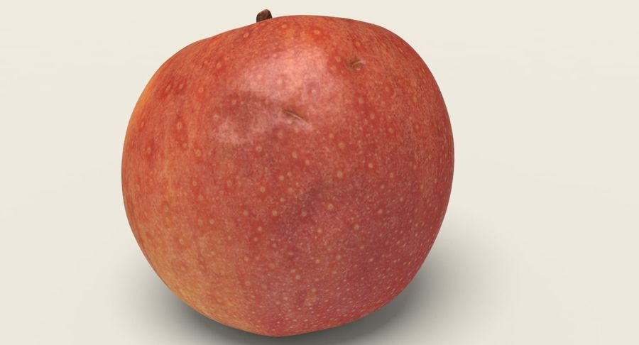 Fruits Collection 01 royalty-free 3d model - Preview no. 12