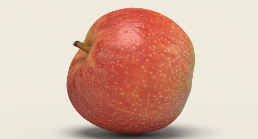 Fruits Collection 01 royalty-free 3d model - Preview no. 14