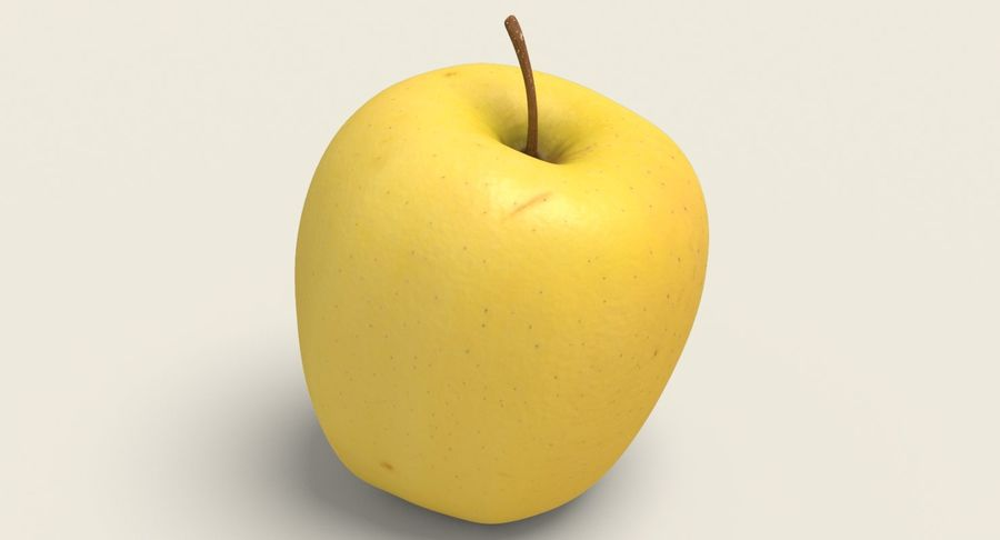 Fruits Collection 01 royalty-free 3d model - Preview no. 23