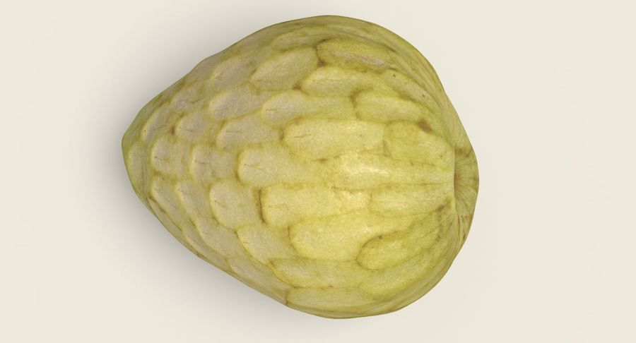 Fruits Collection 01 royalty-free 3d model - Preview no. 135