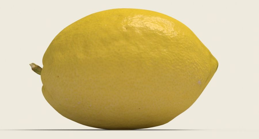 Fruits Collection 01 royalty-free 3d model - Preview no. 68
