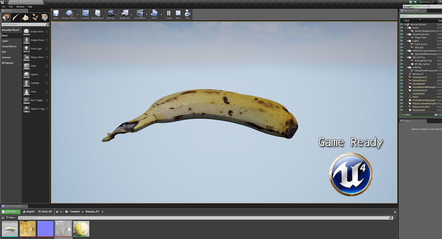 Fruits Collection 01 royalty-free 3d model - Preview no. 46