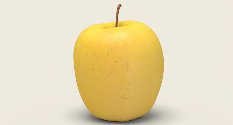 Fruits Collection 01 royalty-free 3d model - Preview no. 26