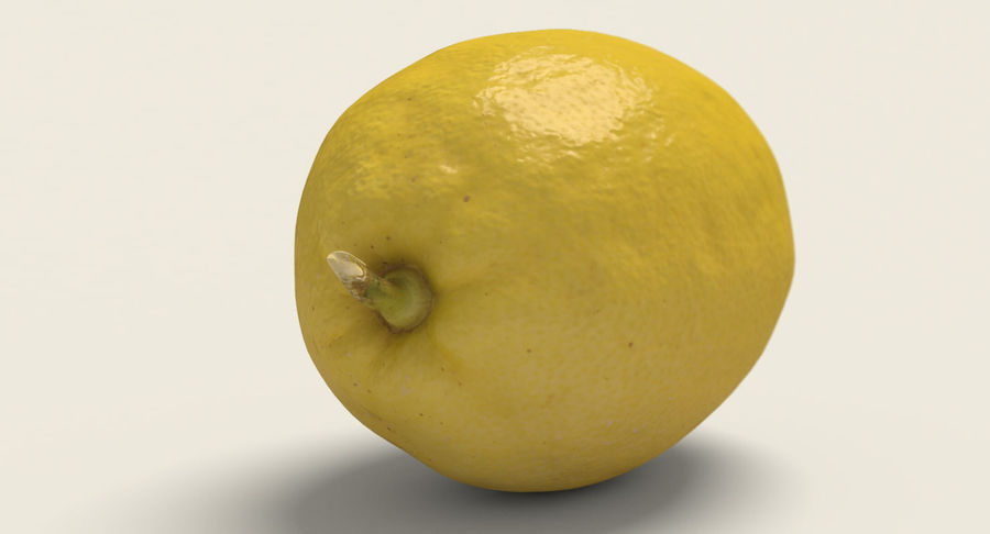 Fruits Collection 01 royalty-free 3d model - Preview no. 67