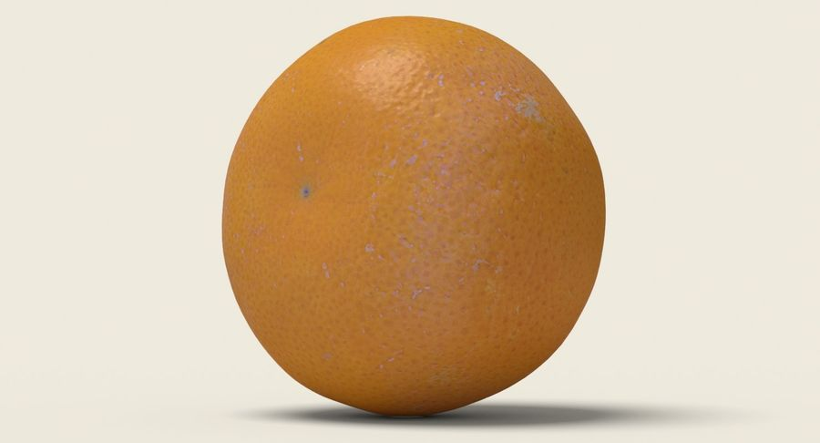 Fruits Collection 01 royalty-free 3d model - Preview no. 83
