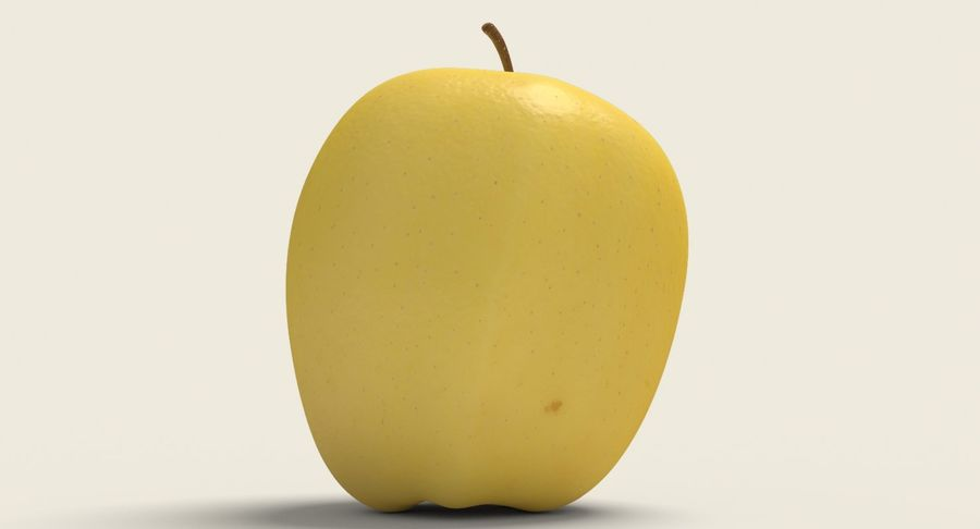 Fruits Collection 01 royalty-free 3d model - Preview no. 25