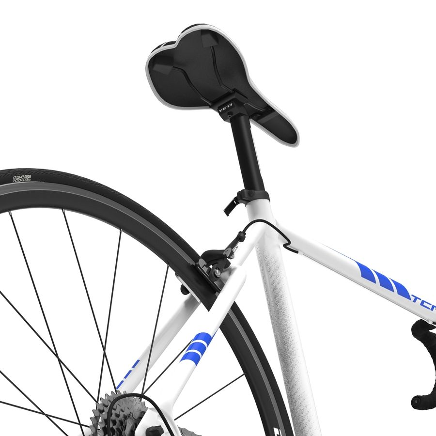 Road Bike Giant royalty-free 3d model - Preview no. 26