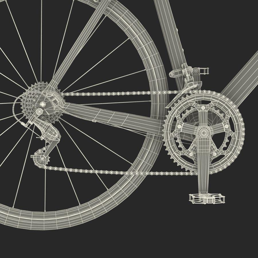 Road Bike Generic royalty-free 3d model - Preview no. 44