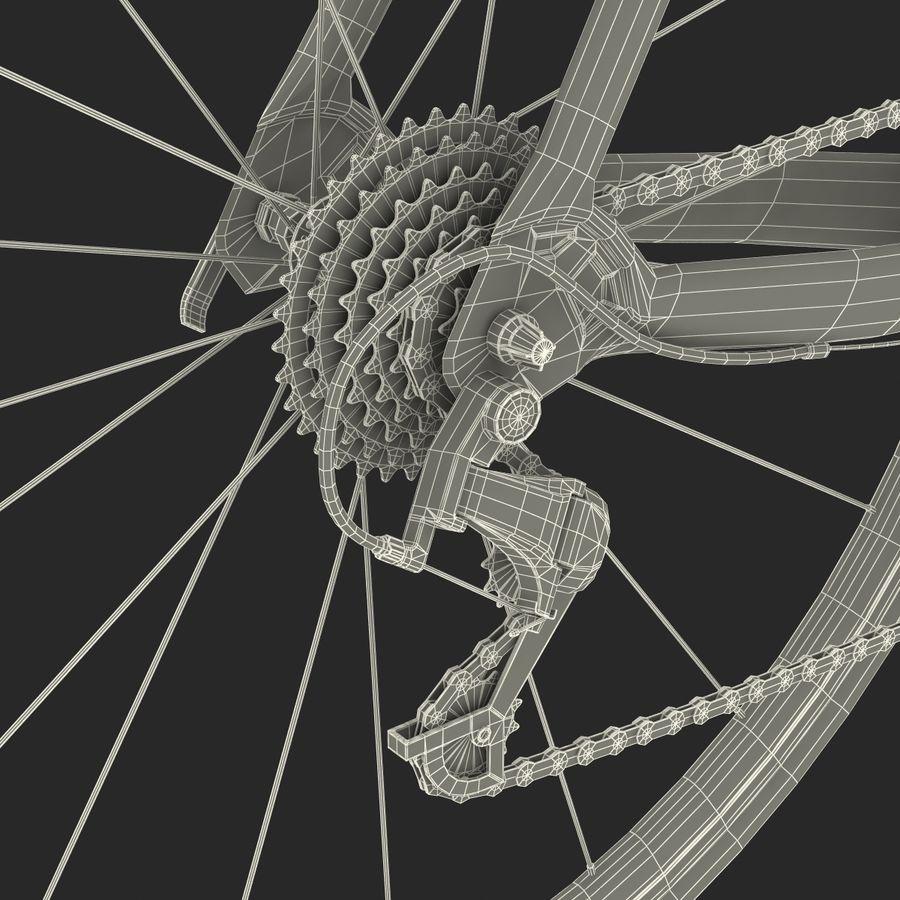 Road Bike Generic royalty-free 3d model - Preview no. 50