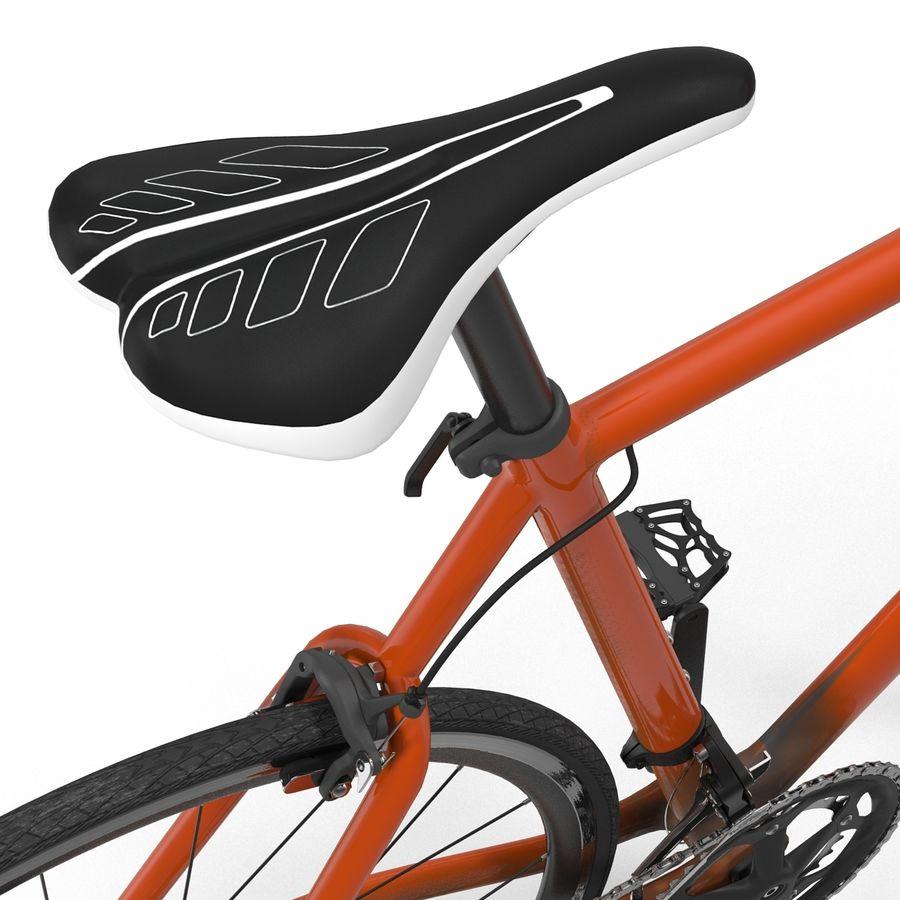 Road Bike Generic royalty-free 3d model - Preview no. 25