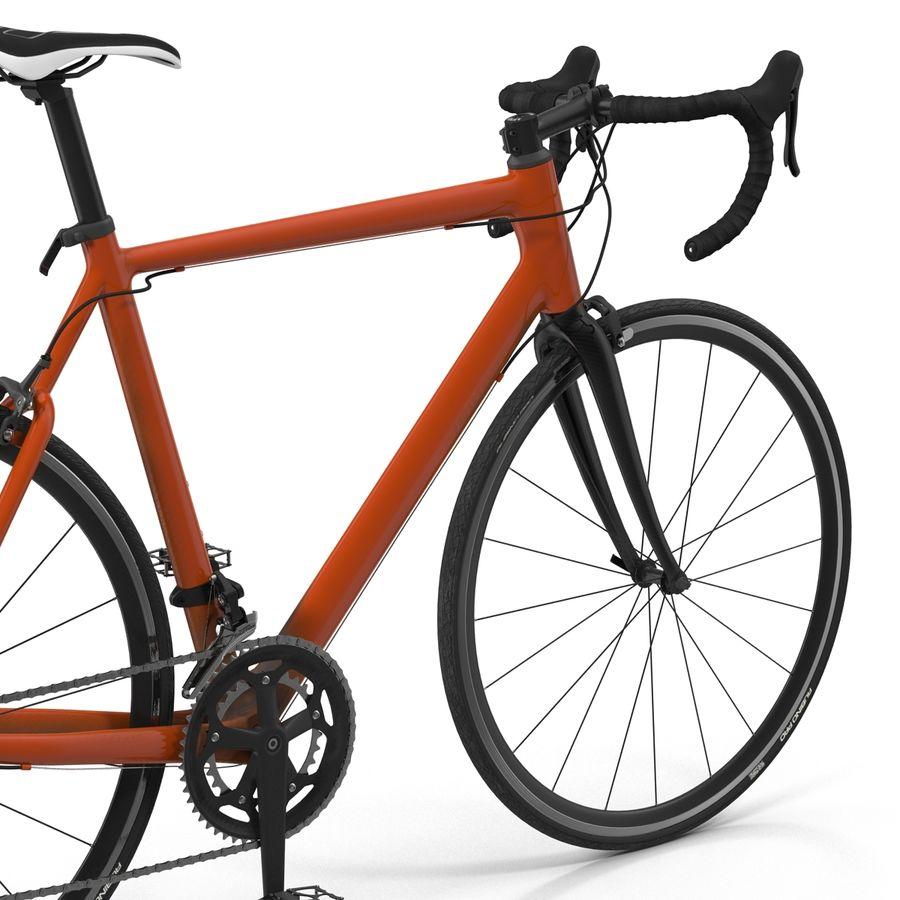 Road Bike Generic royalty-free 3d model - Preview no. 21