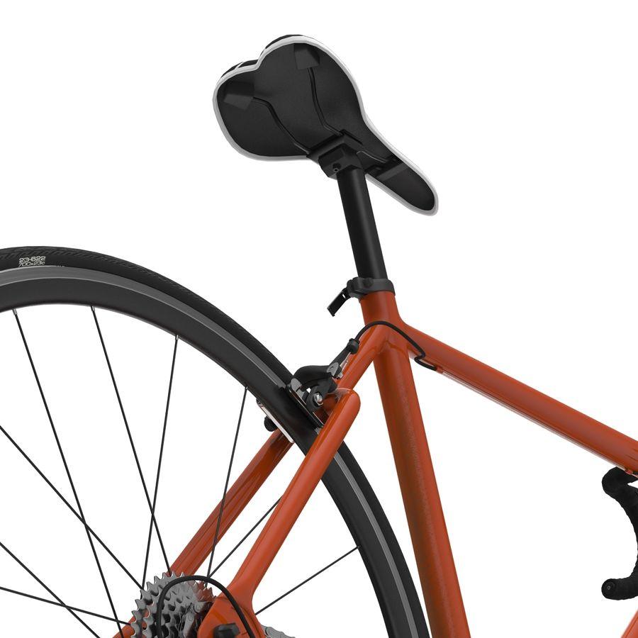 Road Bike Generic royalty-free 3d model - Preview no. 26